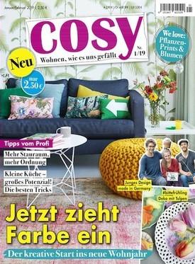 cosy – 12 Monate lesen