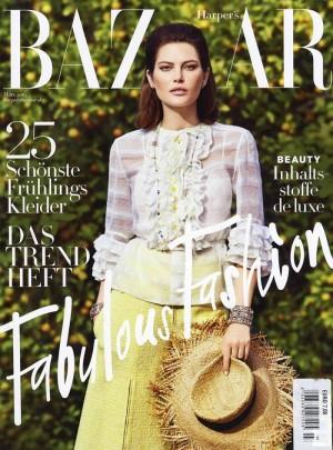 Harper's BAZAAR – 12 Monate lesen